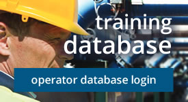 Operator Training Database